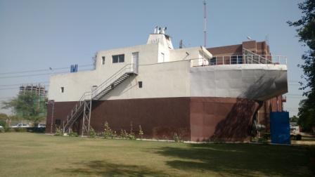 Ship in Campus